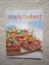 WEIGHT WATCHERS SIMPLY THE BEST RECIPES FROM 2004