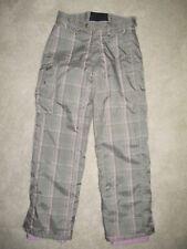 "Body Glove Snowboard Ski Pants - Women's Size S (26-32"" waist) Waterproof"