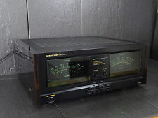 ONKYO M-5590 POWER AMPLIFIER  EXCELLENT! VINTAGE
