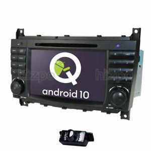 Car Stereo DVD GPS sat nav for Mercedes Benz C Class CLK CLC W203 W209 AMG DAB+