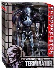 "NECA Robocop vs Terminator (93' Video Game) 7"" Series 1 Endoskeleton Figure"