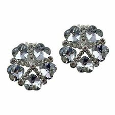 """Jewelled Shoe Clips, Shoe Jewels, Bridal Prom Shoe Accessories (1 Pair) """"Evie"""""""