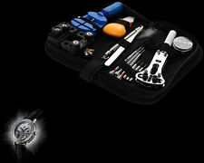 13 Watchmakers Pocket Watch Repair Tools With Portable Bag Quality US STOCK