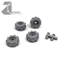 Zinge INDUSTRIES 23 mm Off road wheels x4