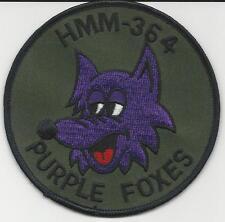 HMM-364 (USMC Squadron Patch)