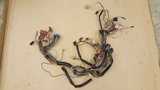 VW GOLF JETTA CADDY MK1 CABRIO INSIDE DASHBOARD WIRING LOOM WITH MFA CE1 LHD