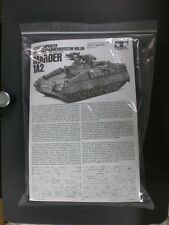 Tamiya 1/35 Scale German Schutzenpanzer Marder 1A2 Spare Parts Used!!