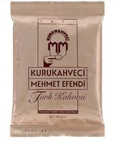 Turkish ground Coffee - Kuru Kahveci Mehmet Efendi 100g
