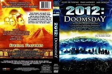 2012: Doomsday DVD Faith Films, Cliff De Young - NEW