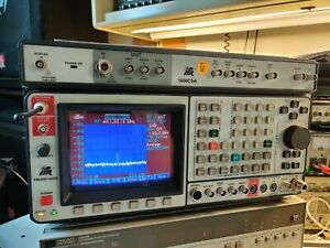 IFR1600S And 1600CSA Service Monitor Communications Test Set