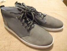 Timberland FAB Mens Suede Canvas high top sneakers chukka  9.5 M