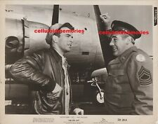 Robert Osborne Photo 1950 The Big Lift Montgomery Clift Paul Douglas # 91