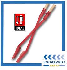 IDEAL Erdlochausheber JUMBO Gr. 2 -  220x190/150mm m. 2 Eschenstielen 2155538