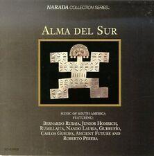 Alma del Sur (US, 1992) Bernardo Rubaja, Junior Homrich, rumillajta, Nando Lauri