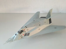 "Franklin Mint Armour f-117a Nighthawk stealth ""Scorpion 1"" area 51 b11b260 1:48"
