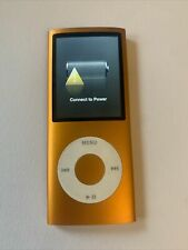 Apple iPod Nano 4th Generation 8Gb Blue A1285 - Tested, Works Great!