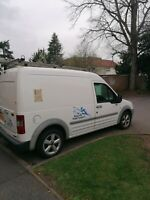 Ford Transit Connect  L220 D Window Cleaning Van