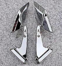 Par De Espejos Izquierda Derecha de visión trasera para Honda CBR900 RR 02-04 y CBR1000 RR 04-07