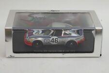 Spark 1/43 Porsche 911 Carrera #46 Le Mans 1973 S0931