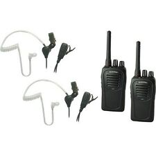 SC-1000 Radio  Eartec 2-User Two-Way Radio System SST Headsets SSTSC2000LP