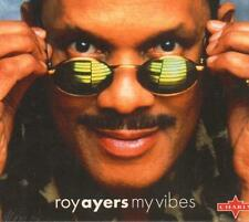 Roy Ayers(CD Album)My Vibes-Charly-SNAP 257 CD-UK-2005-New