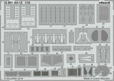 Ätzsatz Eduard Accessories Tp044-1:35 T-55 Grill Neu