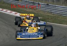 Ian Scheckter March 771 Dutch Grand Prix 1977 Photograph 1