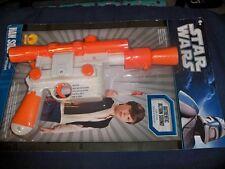 CLONE STAR WARS HAN SOLO GUN BLASTER COSTUME PROP NEW RU8242