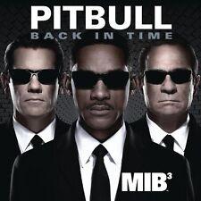 PITBULL back in time (2012; 2 versions) [Maxi-CD]
