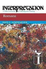 Romans: Interpretation: A Bible Commentary for Teaching and Preaching (Paperback