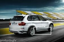 BMW X5 E70 07-13 OE M Performance Rocker jupes latérales Sideskirts Cover Aero Pack