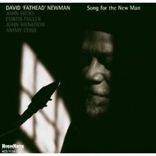 "David ""Fathead"" Newman, David Newman Fathead - Song for the New Man [New CD]"