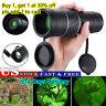 New Day&Night Vision 40X60 HD Optical Monocular Hunting Camping Hiking-Telescope