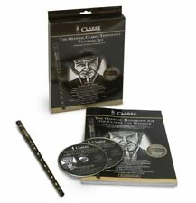 The Official Clarke Tin Whistle Teaching Set - Key of D