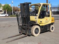 "New Listing2011 Hyster H50Ft 4,800 lbs Warehouse Industrial Forklift 48"" Forks Lpg bidadoo"
