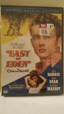 EAST OF EDEN 2-Disc Special Edition DVD James Dean Julie Harris WB 2005 SEALED!