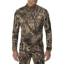 Mossy Oak Men's Ultimate Camo Cold Gear Fitted Baselayer Size M (38-40)  --J9--
