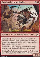 4x Goblin-Parkourläufer (Goblin Freerunner) Oath of the Gatewatch Magic