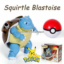 Pokemon Bulbasaur Ultra Poké Ball Deformation Doll Action Figure Gift Child Toy
