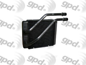 HVAC Heater Core Front Global 8231393