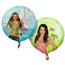 HANNAH MONTANA FOIL MYLAR BALLOONS ~ Birthday Party Supplies Helium Decoration