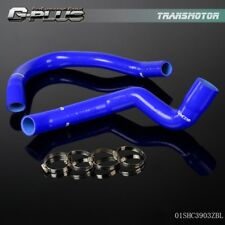 Silicone Radiator Hose Kit For JEEP CHEROKEE XJ 4.0 l6 1991-2001 Blue