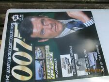 MAGAZINE ONLY JAMES BOND CAR COLLECTION  96 Chevrolet C10 Ambulance