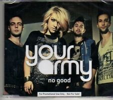 (DH494) Your Army, No Good - 2012 sealed DJ CD