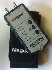 Megger mls1000 Doble Laser De Fibra Óptica Fuente de Luz ad1m31