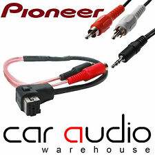 AUTOLEADS pc7-101 Pioneer IP-BUS STEREO AUTO MP3 iPod iPhone AUX In Adattatore Lead