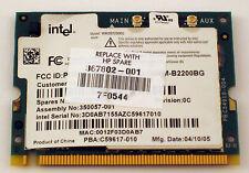 USB 2.0 Wireless WiFi Lan Card for HP-Compaq Presario SR1937UK