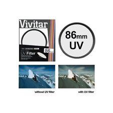 Vivitar UV 86 86mm UV Filter Ultra Violet for sigma 50-500mm 50-500