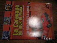 ¤ Fascicule Caravane Tour de France n°6 R18 Catch Abdoujaparov Indurain  1973