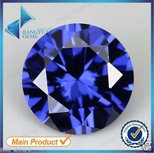 Unheated 3.71 Cts Natural Mined 9mm Sri-Lanka Blue sapphire Round Cut VVS Gem